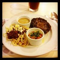 Photo taken at Pancake House by Regie G. on 10/17/2012