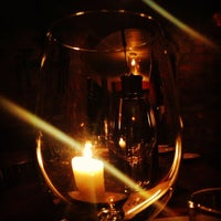 Photo taken at Convivium Osteria by Joe Moose D. on 2/14/2013