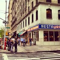 Photo taken at Tom's Restaurant by Patrick on 5/10/2013