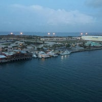 Photo taken at Port Canaveral by Yevgeniy R. on 5/29/2013