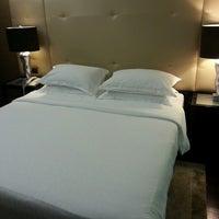 Photo taken at Sheraton Lisboa Hotel & Spa by Rob B. on 6/13/2013