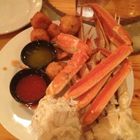 Photo taken at Captain George's Seafood Buffet by Laura A. on 8/6/2013