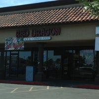 Photo taken at Red Dragon by Justine B. on 10/31/2012