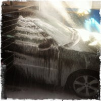 Photo taken at Mission Car Wash by Edωïи on 5/15/2013