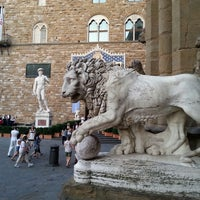Photo taken at Palazzo Vecchio by Pulkit J. on 7/13/2013