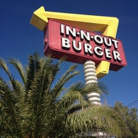 Photo taken at In-N-Out Burger by Sheila on 2/4/2013