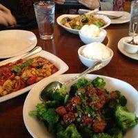 Photo taken at P.F. Chang's by Hiroyuki Kobayashi on 11/14/2012