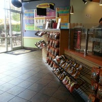 Photo taken at Smoothie King by Jonathan on 10/25/2012