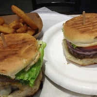 Photo taken at goodburger by Mika T. on 1/6/2013