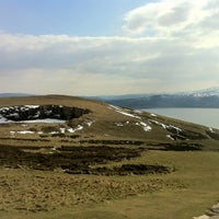 Photo taken at Great Orme Summit by Wojtek T. on 4/3/2013