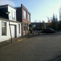 Photo taken at Snackbar Van der Wal by Martin d. on 11/11/2012
