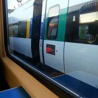 Photo taken at Bahnhof Biel / Gare de Bienne by Merveille m. on 2/8/2013