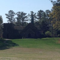 Photo taken at Frost Chapel by Jim H. on 4/12/2014