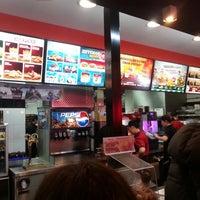 Photo taken at Burger King by Сергей К. on 3/22/2013