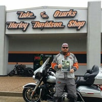 Photo taken at Lake Of The Ozarks Harley Davidson by Scott E. on 6/3/2016