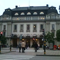 Photo taken at Stockholms Centralstation by よはいむ ☕. on 3/17/2013