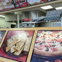 Photo taken at Papa John's Pizza by Alan C. on 9/22/2013