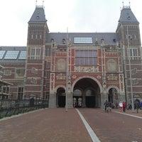 Photo taken at Rijksmuseum by Sevil G. on 6/28/2013
