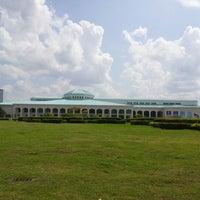 Photo taken at Pustaka Negeri Sarawak (Sarawak State Library) by Siti S. on 10/13/2012