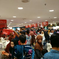 Photo taken at Matahari Department Store by Faizul Q. on 6/26/2016