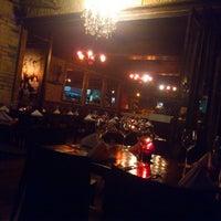 Photo taken at La Famiglia by Carolina P. on 12/27/2012