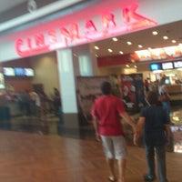 Photo taken at Cinemark by Matheus V. on 9/29/2012