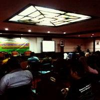 Photo taken at Bank Indonesia by asmari d. on 5/21/2013