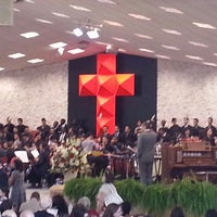 Photo taken at Igreja Adventista do Sétimo Dia - UNASP-EC by Luisa L. on 4/20/2013