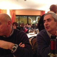 Photo taken at Antica Trattoria Stefani by 👿👿👿Jocker on 12/17/2012