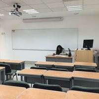 Photo taken at Escuela de Negocios y Economía by Eduardo G. on 1/5/2016