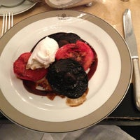 Photo taken at The Wolseley by Clea R. on 1/6/2013