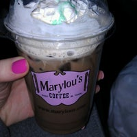 Photo taken at Marylou's Coffee by Robin S. on 2/17/2013
