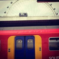 Photo taken at Platform 3 by Mauricio U. on 9/14/2013