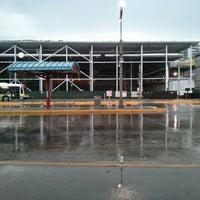 Photo taken at Windsor International Transit Terminal by Jason C. on 4/18/2013