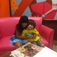 Photo taken at Dunkin Donuts by Carola on 8/23/2013