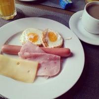Photo taken at Antik City Hotel Prague by Roman T. on 7/23/2013