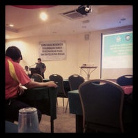 Photo taken at Suria City Hotel Johor Bahru by Rizaldo A. on 12/26/2012