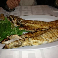 Photo taken at Lido Restaurant by Zeynep T. on 4/15/2013