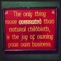 Photo taken at McGrady's Irish Pub by Anthony C. on 6/10/2013