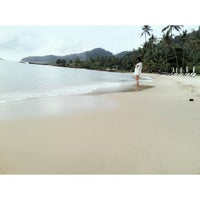 Photo taken at Bailan Beach by OIIL on 8/28/2013