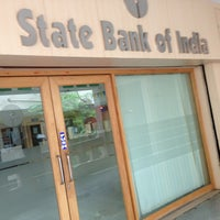 Photo taken at State Bank Of India by Raghava on 7/12/2013