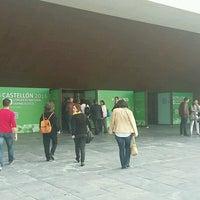 Photo taken at Auditori i Palau de Congressos de Castelló by carlos j. on 10/20/2016