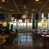 Photo taken at IKEA Restaurant & Cafe by Michela F. on 2/5/2013