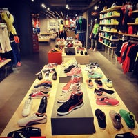 Photo taken at The Puma Store Barcelona by Carlos P. on 6/26/2013