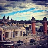 Photo taken at Fira de Barcelona by Carlos P. on 4/1/2013