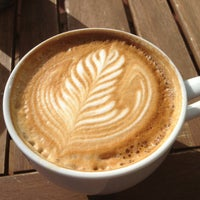 Photo taken at Lamill Coffee Boutique by Cookdrinkfeast on 9/16/2012