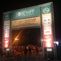 Photo taken at Food Network South Beach Wine & Food Festival by NYC Sidewalker on 2/25/2013