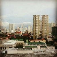 Photo taken at Waterfront Manila Pavilion Hotel and Casino by LJ J. on 9/14/2012