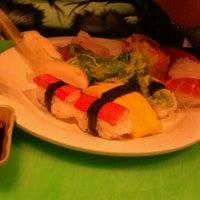 Photo taken at Sakura Japanese Buffet by Amanda M. on 1/31/2012