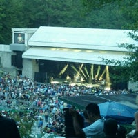 Photo taken at Chastain Park Amphitheater by Mary ^.^ on 6/8/2012